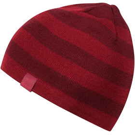 Bergans Frost Beanie Kids Red/Burgundy